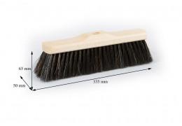 Щітка 35 (мішанка), кінський волос
