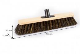 Щітка, 40 (мішанка з пластмасовим кріпленням), 400*55