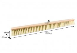 Щітка з металевим кріпленням поліпропілен, 1000*55