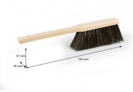 Щітка (мішанка) поліпропілен+кінський волос, 360*40